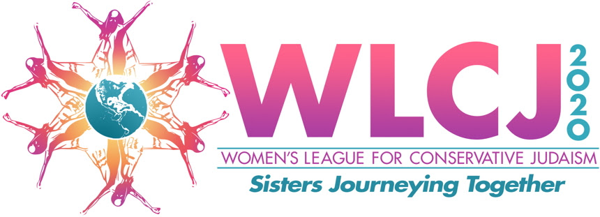 Women's League for Conservative Judaism 2020 Sisters Journeying Together logo
