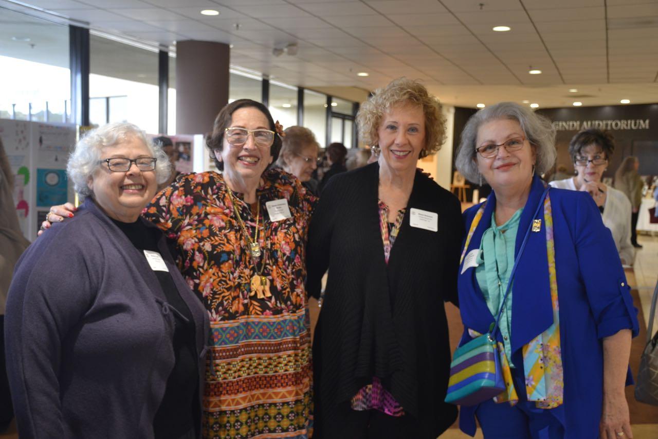 Deena, Shirley, Diane, & Agnes