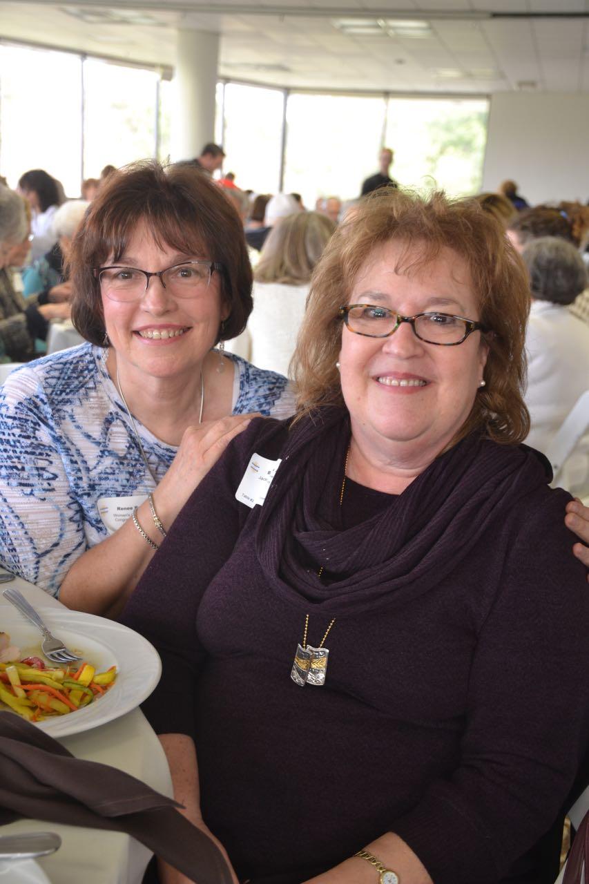 Renee Ravich & Barbara Safer