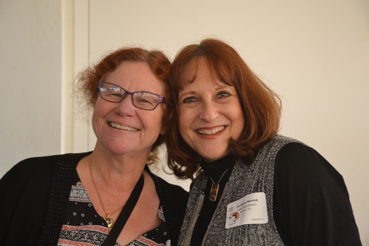 Karen Deutsch & JoAnn Novik