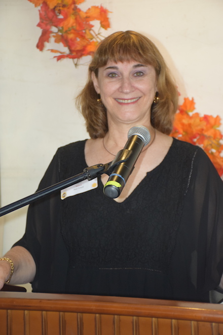 Marcy Melton Sukkot Event Chair