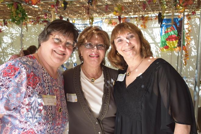 Gina, Jina, and Marcy